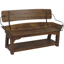 Riggers Buck Board Bench