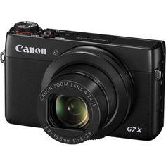 Canon Powershot G7 X - Negro