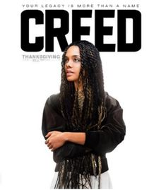 10 fun facts about Tessa Thompson from 'Creed' #Creed #SylvesterStallone…