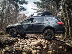 LP Aventure project car - 2016 Subaru Outback – LP Aventure (a division of Lachute Performance inc. Subaru Outback Lifted, Subaru Outback Offroad, Lifted Subaru, Subaru Wagon, Subaru Cars, Wrx, Impreza, Legacy Outback, Subaru Models