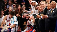 Carmelo Anthony refers fan to James Dolan: 'Ask for your money back'