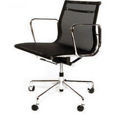 EA117 Aluminium Stuhl