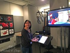 During the Big Hero 6 event, I was able to do a voice over recording. Check out my Baymax voice over and enjoy these printable Big Hero 6 activities.