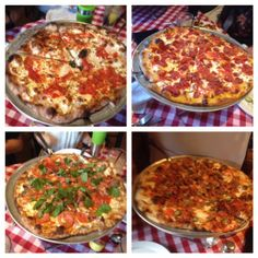 Grimaldi's - an absolute family favorite. He has been to several. See what he has to say about the one in The Woodlands, Texas. #TheRealPizzaGuy #pizza #Grimaldis - https://therealpizzaguy.wordpress.com/