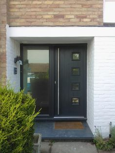 44 best Solidor Milano Timber Composite Doors images on Pinterest ...