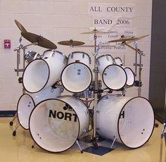 155 Best Drums images in 2019   Drums, Vintage drums, Drum kits