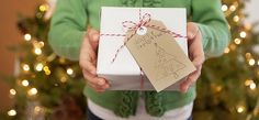 Create Gift Tags from your Child's Art