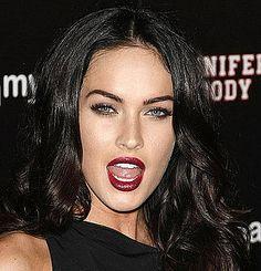 Testosterona Feminina: Inspiração do dia: Maquiagem (Make up Megan Fox)