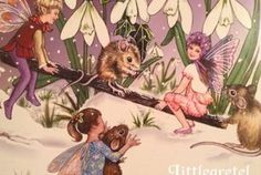 Fairy Advent - Dec 8 - Jean and Ron Henry
