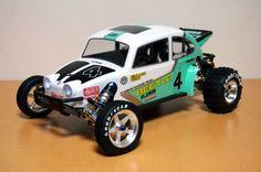 Custom Wheels, Custom Cars, Car Paint Jobs, Rc Buggy, Rc Cars And Trucks, Rc Vehicles, Car Painting, Vw Beetles, Radio Control