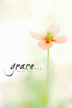 Romans ~ And if by grace, then it is no longer of works; otherwise grace is no longer grace. But if it is of works, it is no longer grace; otherwise work is no longer work. Bible Verses Quotes, Bible Scriptures, Scripture Pictures, Affirmations, Motivation Positive, Gods Grace, Grace Name, Amazing Grace, Divine Grace