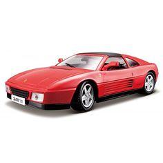 Ferrari 348 TS Red 1/18 by Bburago 16006 Bburago