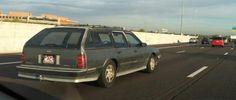 Pontiac 6000 Wagon Photo