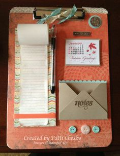 WOW alternative for October 2013 My Paper Pumpkin kit