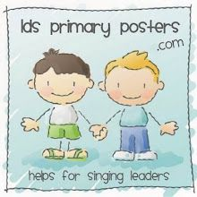 LDS Primary Posters - blog