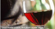 25 of some of the most famous wine quotes. From the Bible to Thomas Jefferson, these memorable quotes will stick with you every time you experience the delight… Funny Quotes For Teens, Funny Quotes About Life, Wine Images, Famous Wines, Woman Wine, Wine Quotes, Meals For Two, Woman Quotes, Wine