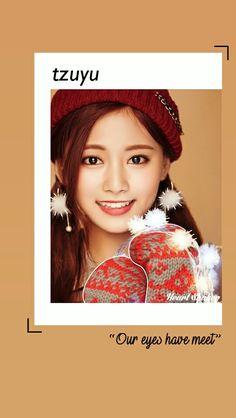 Chou Tzuyu    Tzuyu Twice    Heart Shaker Lockscreen    Twice Wallpaper    Merry and Happy    Kpop Lockscreen