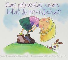 «¿Las princesas usan botas de montaña?» en @Ediciones Matininó Matininó Matininó…