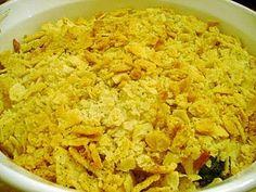 Broccoli, Cauliflower, Cheese & Rice Casserole by ItsJoelen, via Flickr
