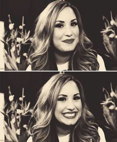 One of my biggest role models - Demi Lovato