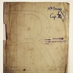 The closure of a Great British institution has been confirmed. It is with heavy hearts that we reveal that the famous printing and graphics art library of @stbridefoundation will close due to funding cuts. The future of its historic collection - including Eric Gill's original drawings (pictured here), British road signs and punches of the famed Caslon Type foundry - remains unknown #StBrideLibrary #London #Print