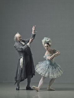 RNZB – Sir Jon Trimmer Lucy Green in Coppelia