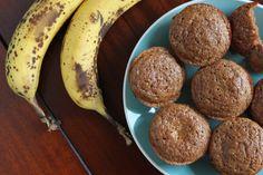banana muffins low c