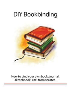 Picture of DIY Bookbinding