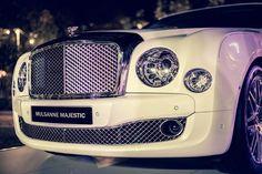 Bentley Mulsanne Majestic Unveiled in Qatar