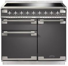 Buy a used Rangemaster Elise 100 Electric Induction Range Cooker Slate. ✅Compare prices by UK Leading retailers that sells ⭐Used Rangemaster Elise 100 Electric Induction Range Cooker Slate for cheap prices. Electric Range Cookers, Dual Fuel Range Cookers, Induction Range Cooker, Food Preparation, Slate, Gourmet