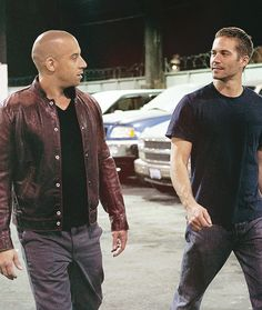 Dom and Brian ~ Fast and Furious
