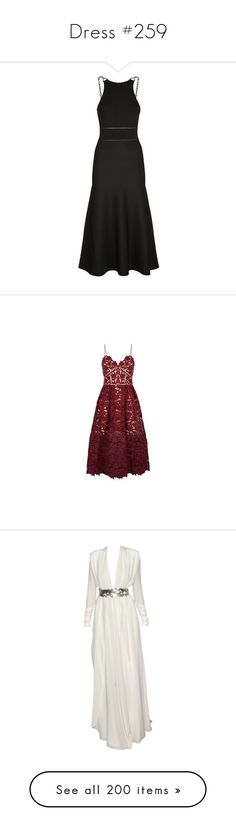 """""""Dress #259"""" by bliznec-anna ❤ liked on Polyvore featuring dresses, punk rock dresses, fit-and-flare midi dresses, mesh insert dress, mesh insert fit and flare dress, stretch dress, lace trim dress, sheer dress, red dress and sheer cocktail dress"""