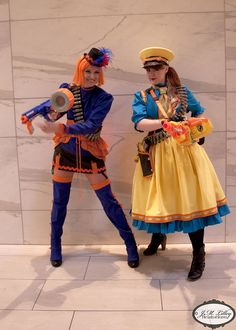 Nerfpunk at Dragon*Con 2011 by Lady Of Graves, via Flickr