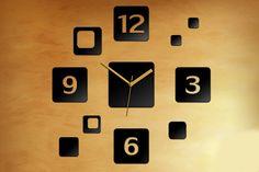 Modern falióra SQUARE  NH012 Flip Clock, Modern, Home Decor, Wall Clocks, Trendy Tree, Decoration Home, Room Decor, Home Interior Design, Home Decoration