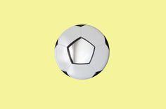 Soccer Football mirror for Footy fans..!