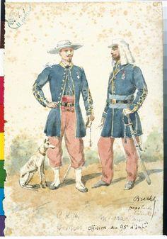 Soldats au Mexique
