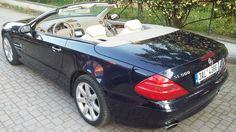 2002 Mercedes SL500 (R230) - Silverstone Auctions