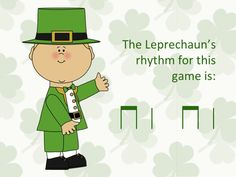 Music a la Abbott - Amy Abbott - Kodály Inspired Blog and Teachers Music Education Resource: St, Patty's Day Poison Games