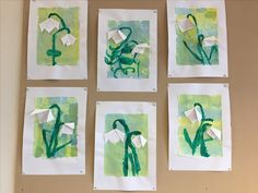 Spring Art, Spring Crafts, Valentine Crafts, Valentines, Crafts For Kids, Arts And Crafts, Winter Day, Art Education, Garland