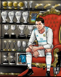 On this in 2009Cristiano joined Real madrid. The rest is history. Real Madrid Basketball, Soccer, Real Madrid History, Ca Osasuna, Ronaldo Photos, Eden Hazard Chelsea, Real Zaragoza, Upcoming Matches, Athletic Clubs