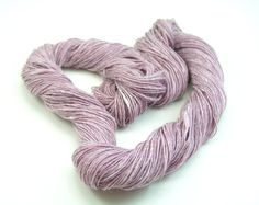 Handspun Yarn 244 Yards 26 oz Angora Merino by TheSavvyStitch