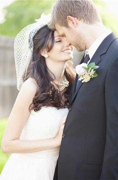 A very happy bride and groom | Brides.com