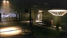 Despite the modernization of the play I still envision Rocky training at a run down gym like this one. Fight The Good Fight, Fight Club, Boxing Gym Design, Little Mac, Gym Interior, Play Gym, Fitness Design, Mixed Martial Arts, Nature Pictures