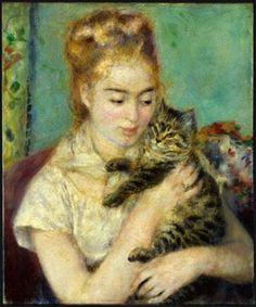 Pierre Auguste Renoir (1841-1919, France)