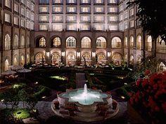 Four Seasons México es el #hotel más prestigioso y exclusivo de la Ciudad de #México