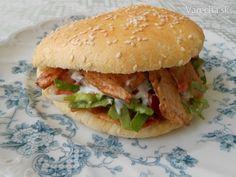 Kebab, pide a focaccia - Recept
