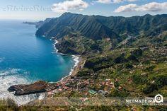 Freguesia do Porto da Cruz, Madeira, Portugal