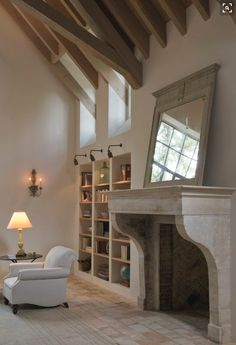 Fireplace Surround idea
