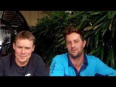 Chapo and Reidy from Bondi Rescue talk City2Surf