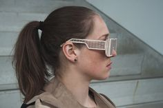 0a0f4102af0 the first pair of sunglasses made from 100% wood by Qoowl Wooden Sunglasses